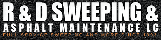 R&D Sweeping & Asphalt Maintenance